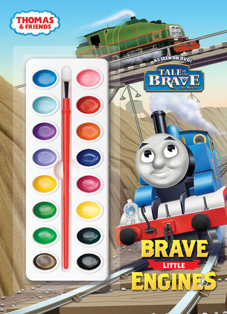 Brave Little Engines (Thomas & Friends) by Rev. W. Awdry