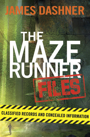 The Maze Runner Files (Maze Runner) by James Dashner