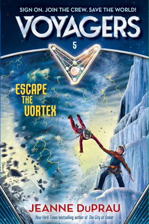 Voyagers: Escape the Vortex (Book 5) by Jeanne DuPrau