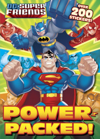 Power-Packed! (DC Super Friends)