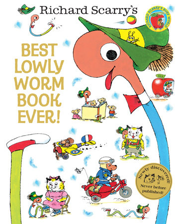 Best Lowly Worm Book Ever! by Richard Scarry