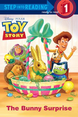 The Bunny Surprise (Disney/Pixar Toy Story) by Apple Jordan