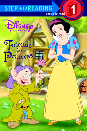 Friends for a Princess (Disney Princess) by RH Disney and Melissa Lagonegro