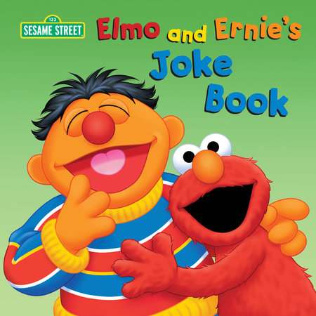 Elmo and Ernie's Joke Book (Sesame Street) by Naomi Kleinberg