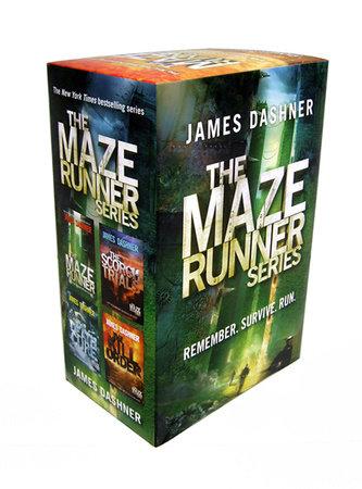 The Maze Runner Series (Maze Runner) by James Dashner