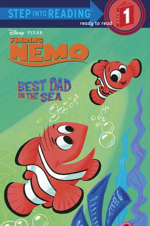 Best Dad In the Sea (Disney/Pixar Finding Nemo) by RH Disney