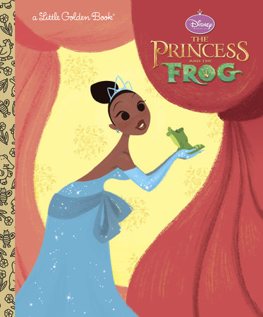 The Princess and the Frog Junior Novelization (Disney Princess and the Frog) by RH Disney