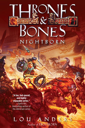 Nightborn by Lou Anders