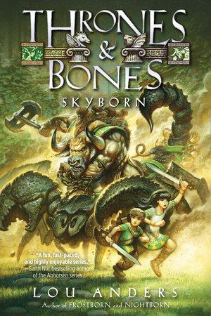 Skyborn by Lou Anders