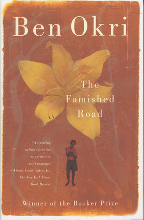 The cover of the book The Famished Road