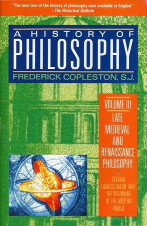 History of Philosophy, Volume 3