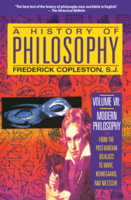 History of Philosophy, Volume 7