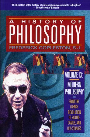 History of Philosophy, Volume 9 by Frederick Copleston