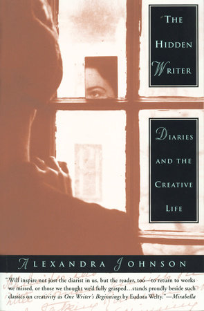 The Hidden Writer Book Cover Picture