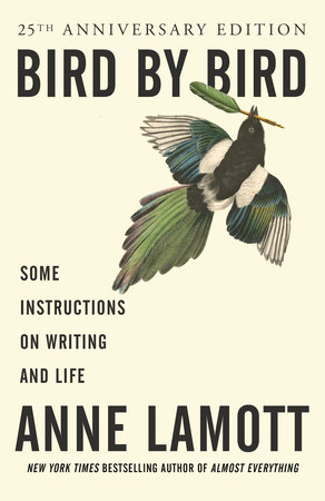 The cover of the book Bird by Bird