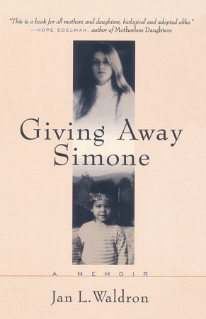 Giving Away Simone by Jan L. Waldron
