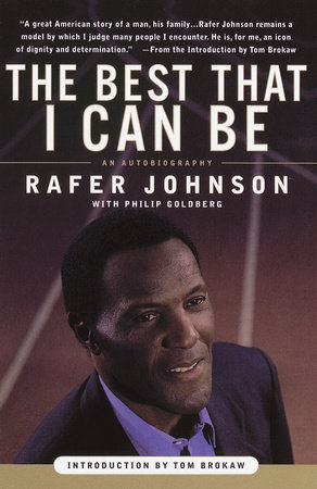 The Best that I Can Be by Rafer Johnson