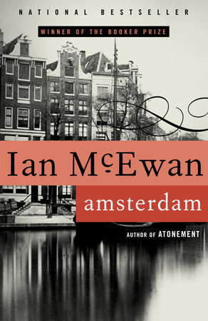 Amsterdam Book Cover Picture
