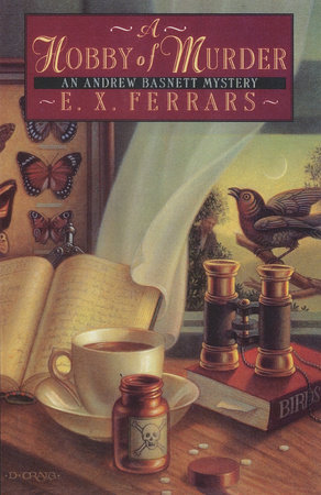 A Hobby of Murder by E.X. Ferrars
