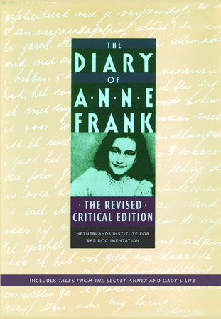 The Diary of Anne Frank by Netherlands Institute for War Document