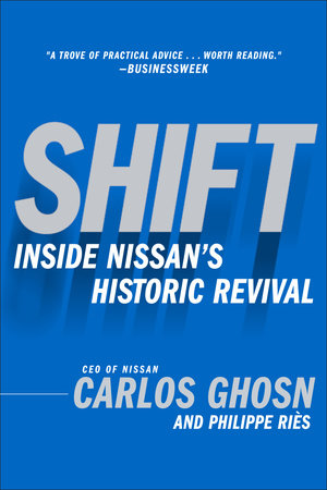 Shift by Carlos Ghosn