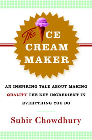 The Ice Cream Maker by Subir Chowdhury