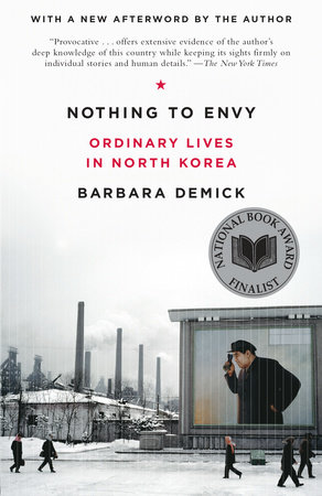 The cover of the book Nothing to Envy