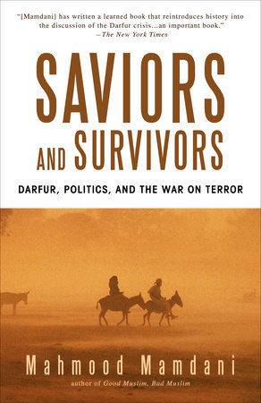 The cover of the book Saviors and Survivors