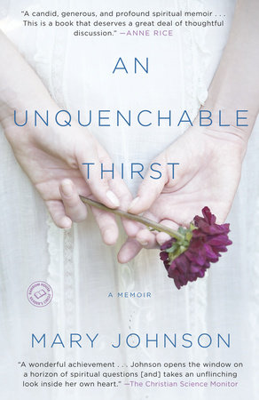 An Unquenchable Thirst by Mary Johnson