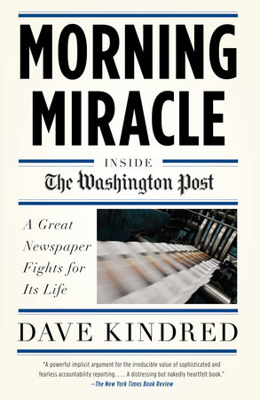 Morning Miracle by Dave Kindred