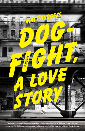 Dogfight, A Love Story by Matt Burgess