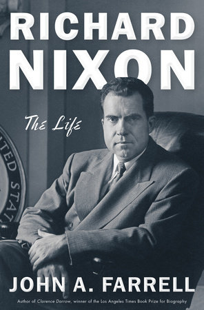 The cover of the book Richard Nixon