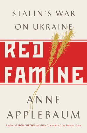 The cover of the book Red Famine