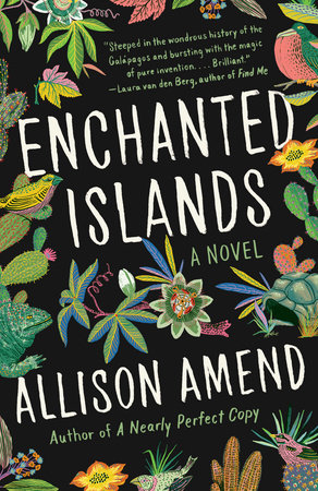 Enchanted Islands by Allison Amend