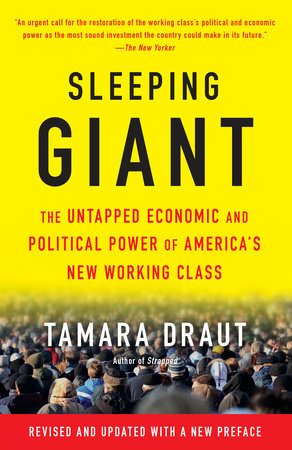 The cover of the book Sleeping Giant