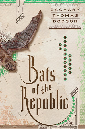 Bats of the Republic Book Cover Picture
