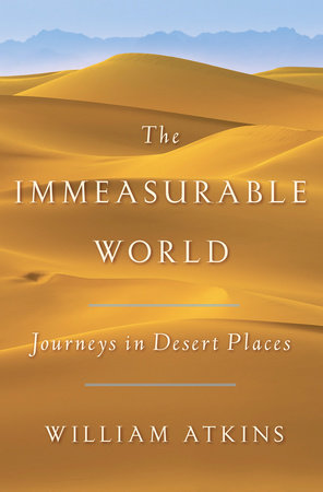 The cover of the book The Immeasurable World