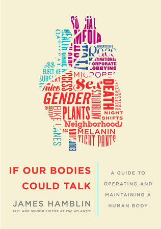 The cover of the book If Our Bodies Could Talk