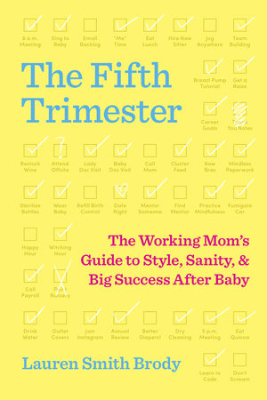 The Fifth Trimester by Lauren Smith Brody