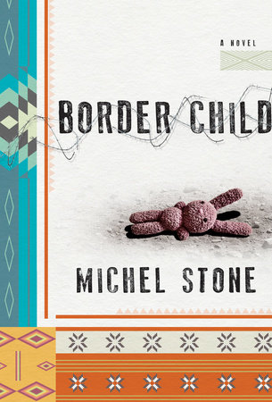 The cover of the book Border Child