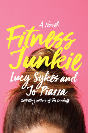 The cover of the book Fitness Junkie