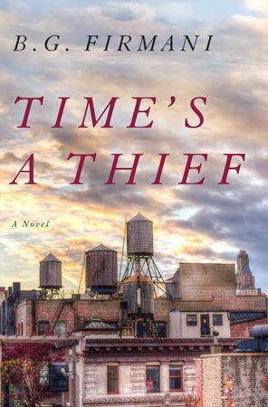 The cover of the book Time's a Thief