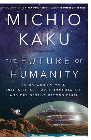 The cover of the book The Future of Humanity
