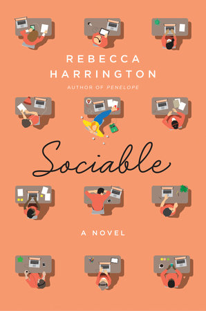 The cover of the book Sociable