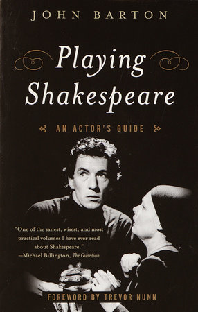 Playing Shakespeare by John Barton