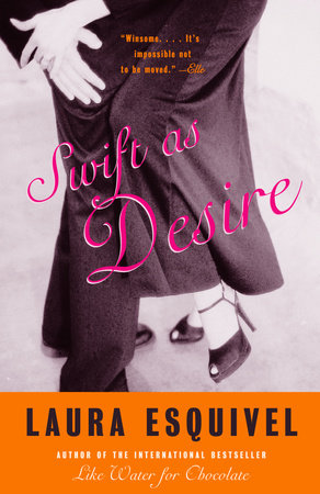 The cover of the book Swift as Desire