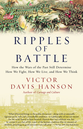 Ripples of Battle by Victor Hanson