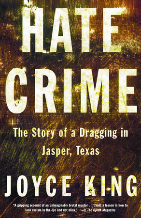 Hate Crime by Joyce King