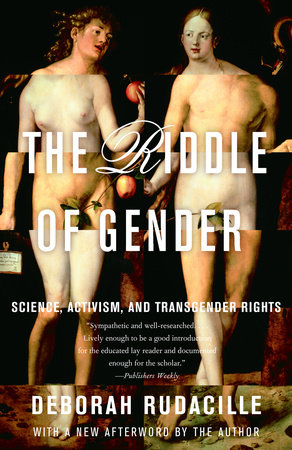 The cover of the book The Riddle of Gender
