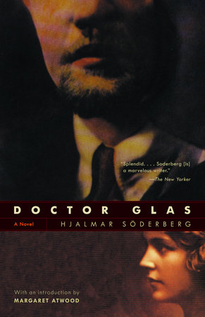 The cover of the book Doctor Glas